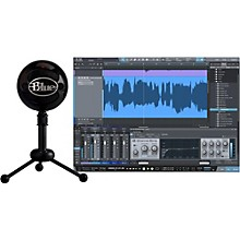BLUE Snowball Studio USB Microphone Level 1 Black