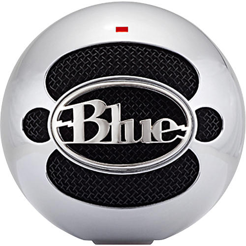 Blue Snowball USB Microphone-thumbnail