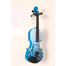 Rozanna's Violins Snowflake Series Violin Outfit