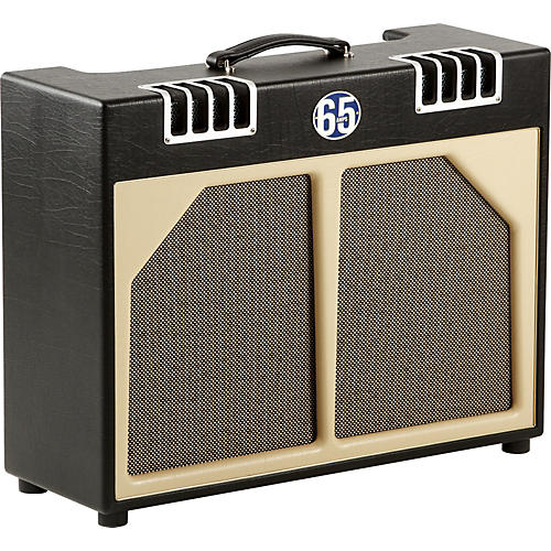 65amps SoHo 20W 2x12 Tube Guitar Combo Amp Black
