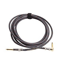 Lava Soar Straight to Right Angle Braided Instrument Cable