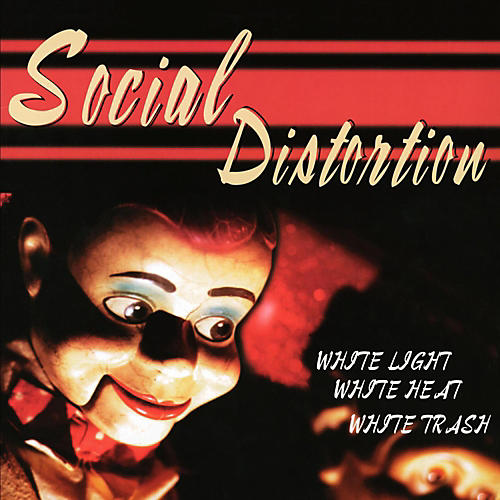 Sony Social Distortion - White Light, White Heat, White Trash-thumbnail