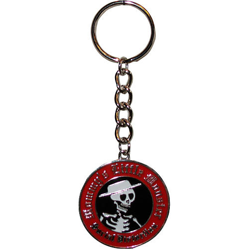 C&D Visionary Social Distortion Monster Metal Keychain