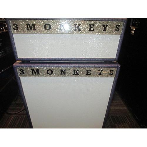 3 Monkeys Amps Sock Monkey Guitar Stack