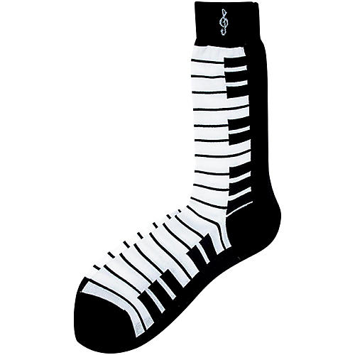 AIM Socks Men's Keyboard Black