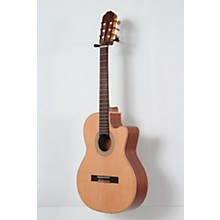 Sofia S63CW Classical Acoustic-Electric Guitar Level 2 Natural 888366060773