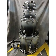 Natal Drums Solid Bubinga Fusion Drum Kit