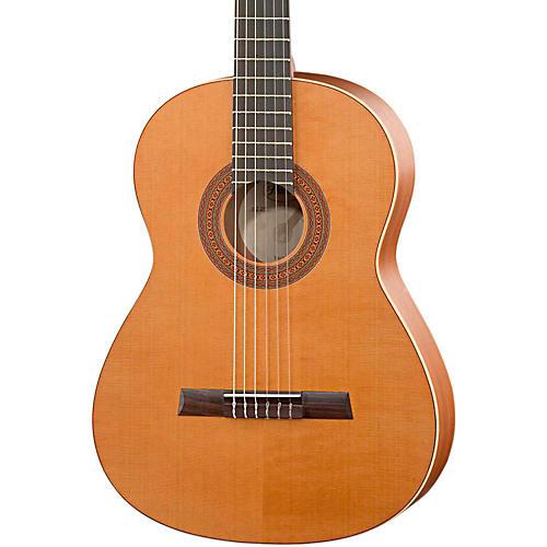 Hofner Solid Cedar Top Mahogany Body Classical Acoustic Guitar Matte Natural