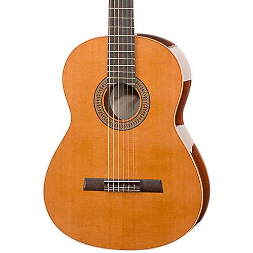 Hofner Solid Cedar Top Rosewood Body Classical Acoustic Guitar High Gloss Natural