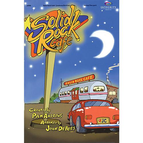 Integrity Music Solid Rock Café CD 10-PAK Arranged by John DeVries