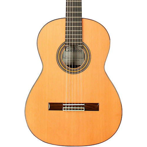 Cordoba Solista CD/IN Acoustic Nylon String Classical Guitar-thumbnail