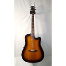 Boulder Creek Solitaire Acoustic Electric Guitar
