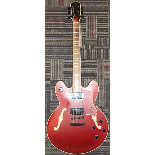 Michael Kelly Solitaire Hollow Body Electric Guitar