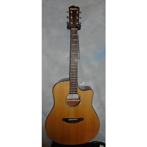 Breedlove Solo Acoustic Electric Guitar-thumbnail