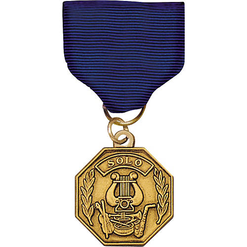 Medalcraft Mint Solo Award Medallion