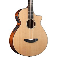 Breedlove Solo Bass Acoustic-Electric Bass Guitar Level 1 Natural