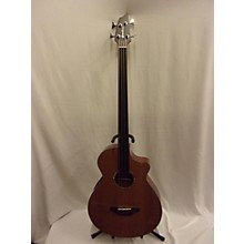 Breedlove Solo Bass Fretless Acoustic Bass Guitar