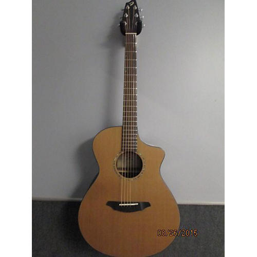 Breedlove Solo C350/CRe Acoustic Electric Guitar-thumbnail