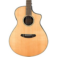 Breedlove Solo Concert Acoustic-Electric Guitar Level 1 Natural