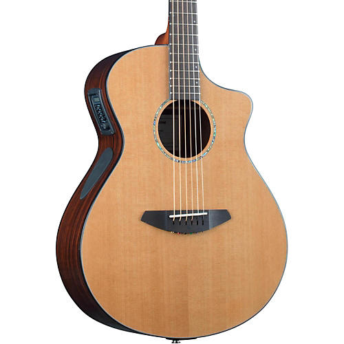 Breedlove Solo Concert Acoustic-Electric Guitar-thumbnail