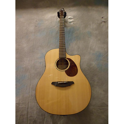 Breedlove Solo D35\sMe Acoustic Electric Guitar Natural
