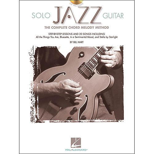 Hal Leonard Solo Jazz Guitar Book/CD-thumbnail