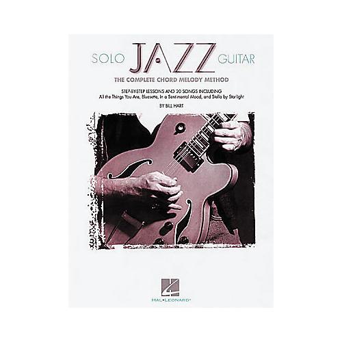 Hal Leonard Solo Jazz Guitar Book-thumbnail