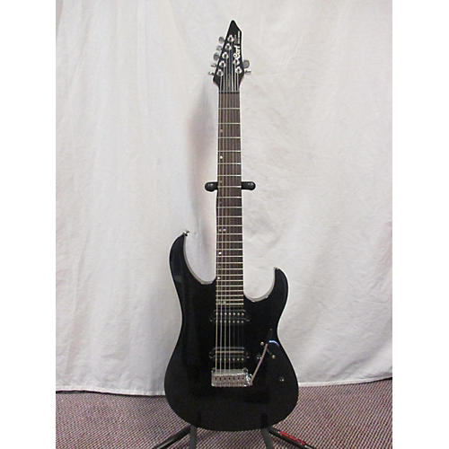 Guitar Center Riverdale : used cort solo series 7 string solid body electric guitar black guitar center ~ Russianpoet.info Haus und Dekorationen