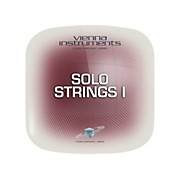 Vienna Instruments Solo Strings I Full Library (Standard + Extended) Software Download