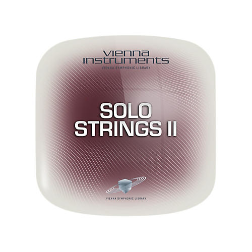 Vienna Instruments Solo Strings II Standard Software Download