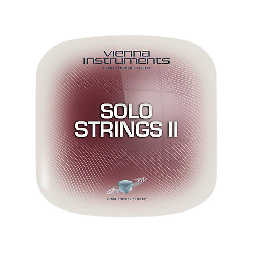 Vienna Instruments Solo Strings II Upgrade to Full Library Software Download-thumbnail
