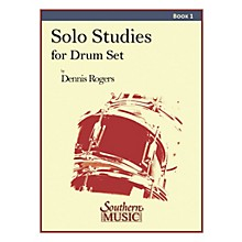 Southern Solo Studies for Drum Set, Book 1 Southern Music Series