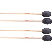 Malletech Soloist Marimba Mallets Set of 4 (2 Matched Pairs)