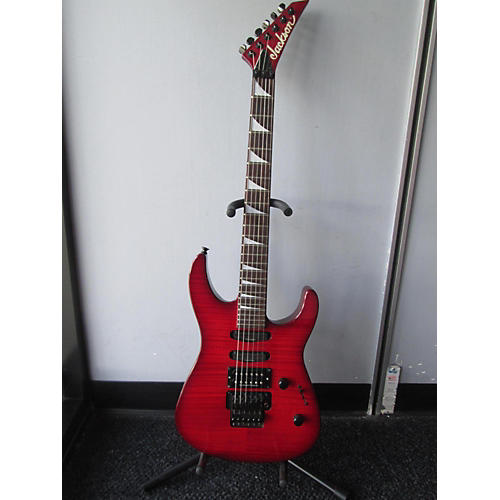Jackson Soloist SL3 Solid Body Electric Guitar-thumbnail