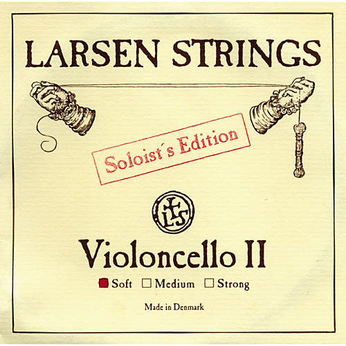 Larsen Strings Soloist Series Cello Strings-thumbnail
