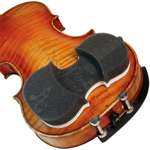 AcoustaGrip Soloist Shoulder Rest Charcoal