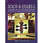KJOS Solos And Etudes-BOOK 2/VIOLIN