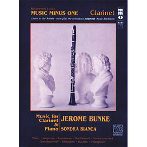 Hal Leonard Solos for Clarinet Vol 1