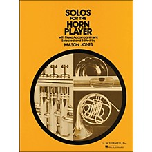 G. Schirmer Solos for Horn Player with Piano Accompaniment
