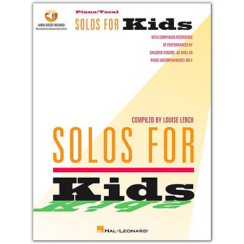 Hal Leonard Solos for Kids Book/CD Pkg