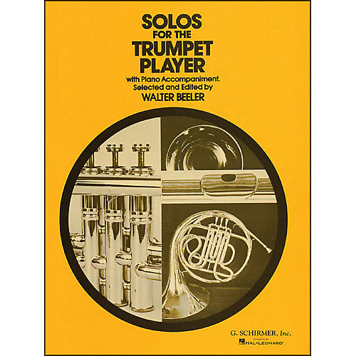 G. Schirmer Solos for Trumpet Player with Piano-thumbnail