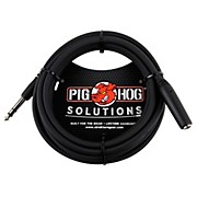 """Pig Hog Solutions Headphone Extension Cable 1/4"""" (10 ft.)"""