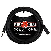Pig Hog Solutions Headphone Extension Cable 3.5mm (10 ft.)