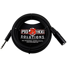 Pig Hog Solutions TRS(M) to XLR(M) Balanced Adapter Cable
