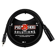 Pig Hog Solutions XLR(M) to RCA(M) Adapter Cable