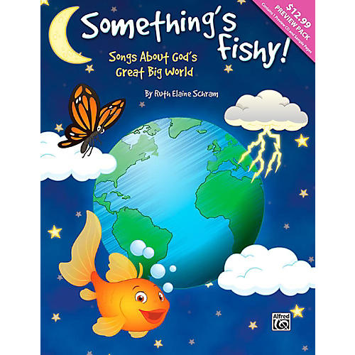 Alfred Something's Fishy! - CD Preview Pack-thumbnail