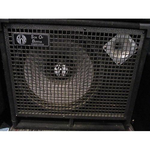 SWR Son Of Big Bertha 1x15 Bass Cabinet-thumbnail