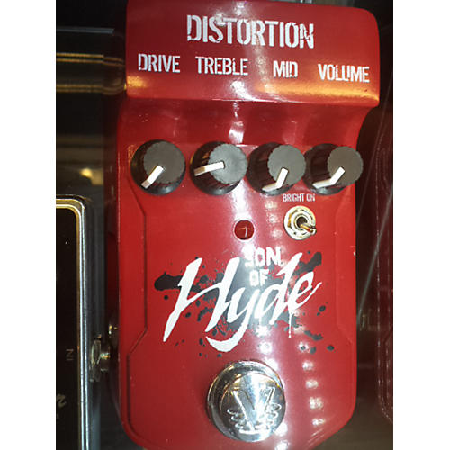 Visual Sound Son Of Hyde Effect Pedal