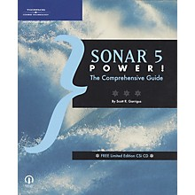 Course Technology PTR Sonar 5 Power! - The Comprehensive Guide (Book/CD)