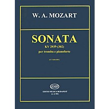 Editio Musica Budapest Sonata, K 293b (302) EMB Series